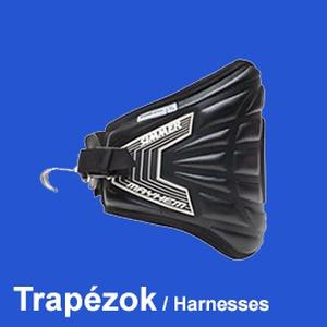 Trapézok / Harnesses