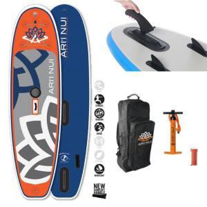 Ari'I Nui Squall 10.2' SUP és windsurf deszka (felfújható) WindSUP