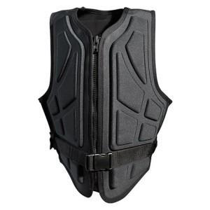 Mentőmellény GUN Black vest (S)