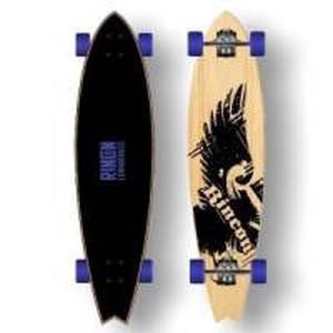 Rincon Cruiser 86 longboard