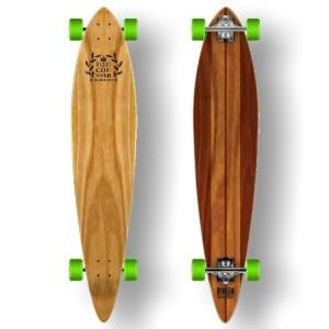 Rincon Single Kick 107 Bamboo longboard