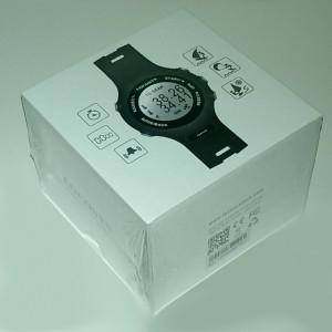 Sebességmérő Locosys GW60 GPS karóra