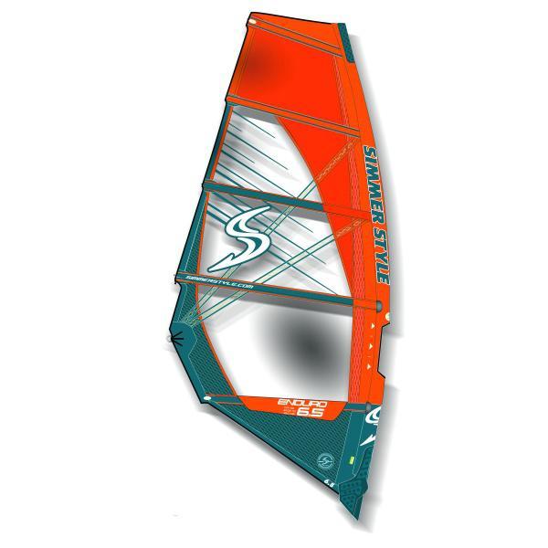 Simmer Enduro 6.5 (2020) Orange