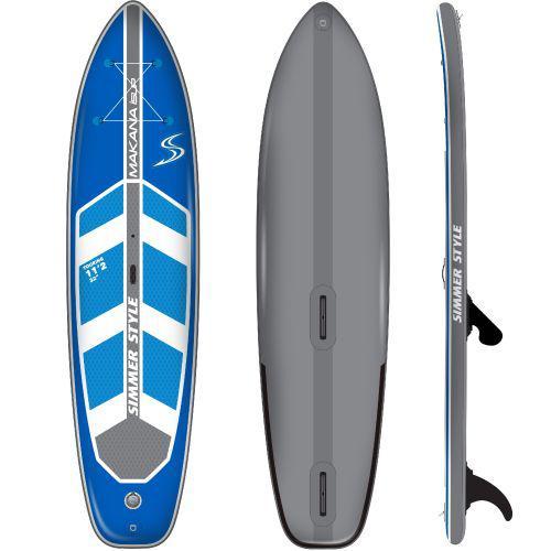 Simmer Makana G3 11.2' SUP és windsurf deszka (felfújható) WindSUP