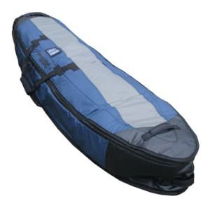 Tekkno Boardbag Travel/Double 260 wheels Wave