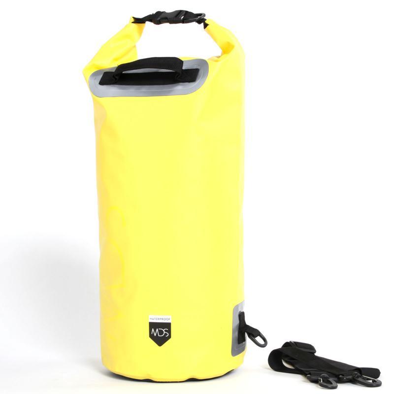 Vízálló táska MDS Dry Tube 20l sárga