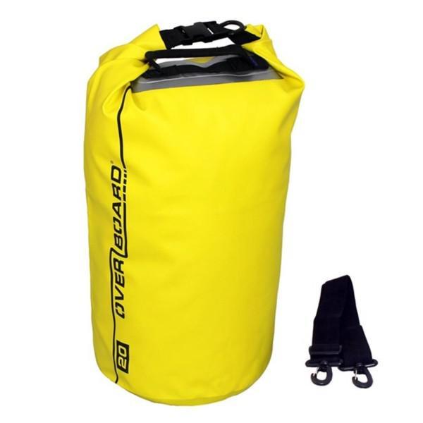 Vízálló táska Overboard Dry Tube 20l sárga