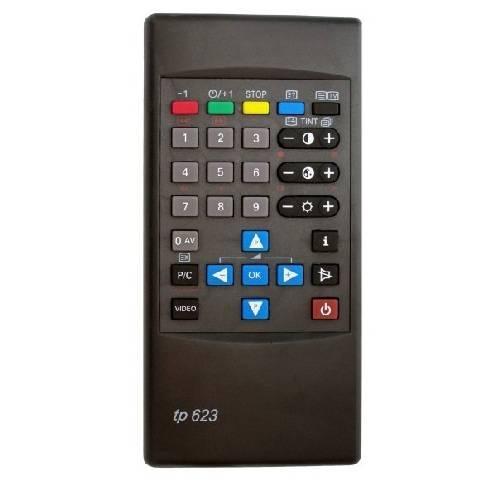 GRUNDIG TP-623TP623 utángyártott távirányító