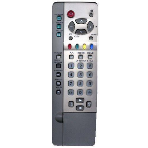 96d7ce4d0115 PANASONIC EUR-7651120EUR7651120 utángyártott távirányító ...