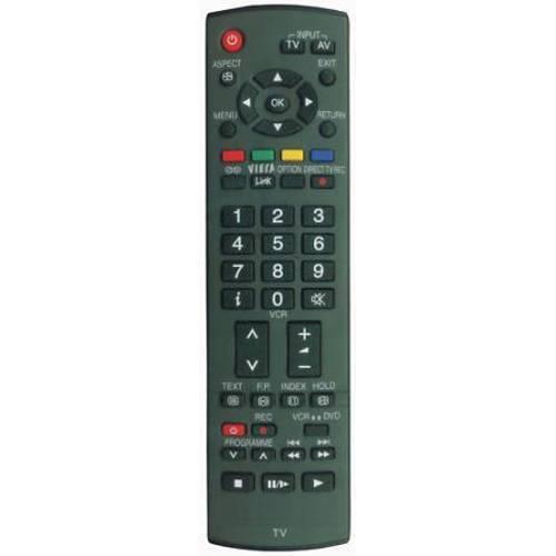 PANASONIC EUR-7651120EUR7651120 utángyártott  távirányító