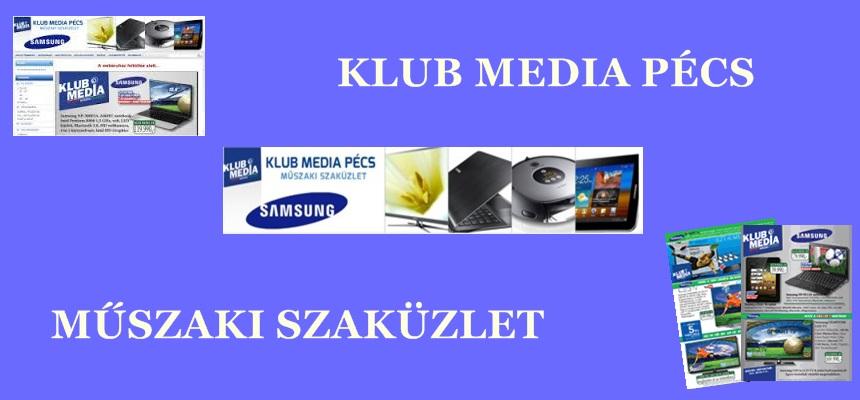 KLUB MEDIA PÉCS