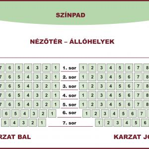 JEGY VÖRÖS PISTI '65  BAL OLDAL KARZAT