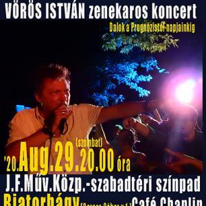 KONCERTJEGY BIATORBÁGY 2020.08.29.
