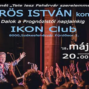 KONCERTJEGY IKON Club 2018.05.05.