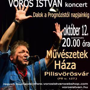 KONCERTJEGY Pilisvörösvár 2019.10.12.