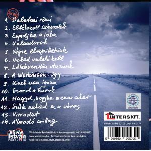 CD ELŐRENDELÉS - Így is lehet - Hallgass, ha jót akarsz! A legjobb Vörös István dalok 6. (akusztikus verziók)