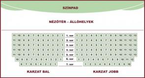 KARZAT BAL OLDAL 2.sor . 6.szék