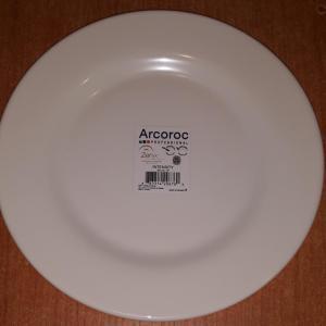 Arcoroc tányér, kínáló