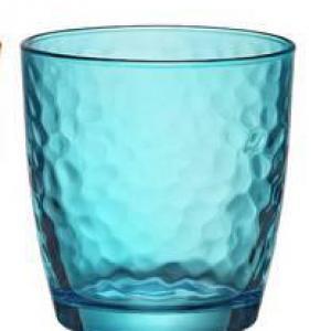 Bormioli vizes és üdítős poharak