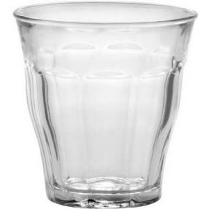 Duralex vizes és üdítős poharak
