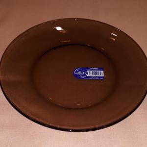 Füstszínű tányérok