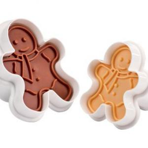 Kiszúró formák, csokoládé formák