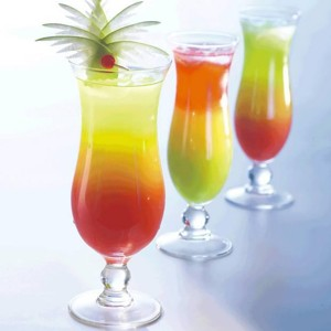 Martinis, koktélos poharak