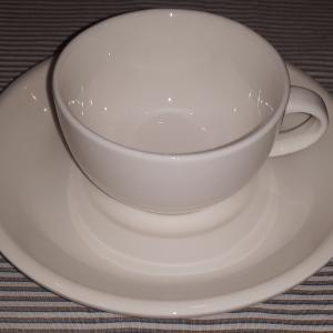 Moderne porcelán