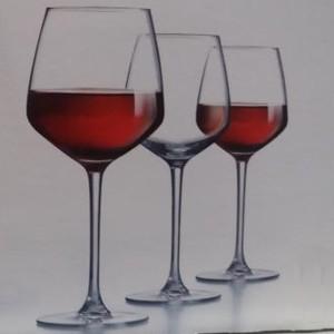 Vörösboros poharak