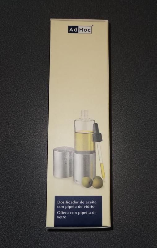 AD HOC vákumos ecet-és olaj pipetta, 411007