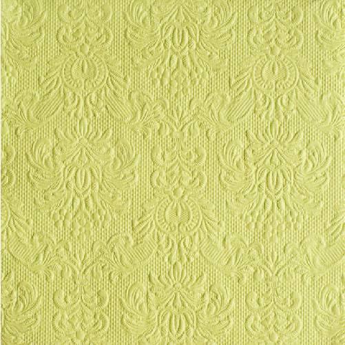 5f62e5365b Ambiente 14004931 Elegance light green papírszalvéta, nagy, 40x40cm,15db-os