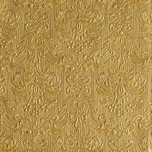 95271153cb Ambiente 14004926 Elegance cream papírszalvéta, nagy, 40x40cm,15db ...