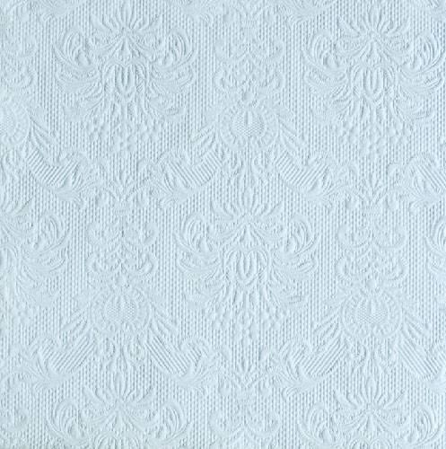 1ee2fde781 Ambiente 14005508 Elegance light blue papírszalvéta, nagy, 40x40cm,15db-os