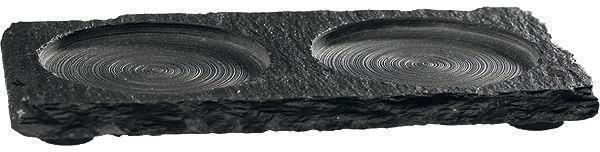 APS pala szögl. kínáló, osztott, 15X8 cm, 438176