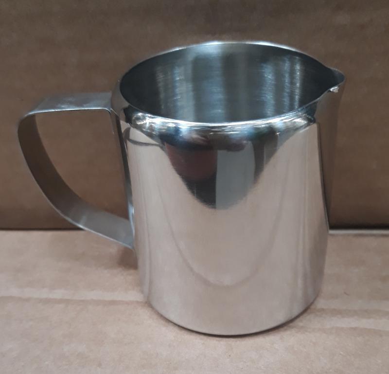 APS rozsdamentes tejszínkiöntő, 9 cl, 438062