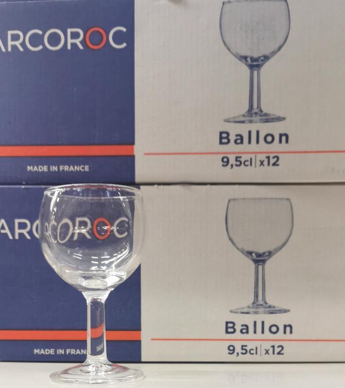Arcoroc Ballon talpas likőrös pohár, 9,5 cl, 1 db, 500327