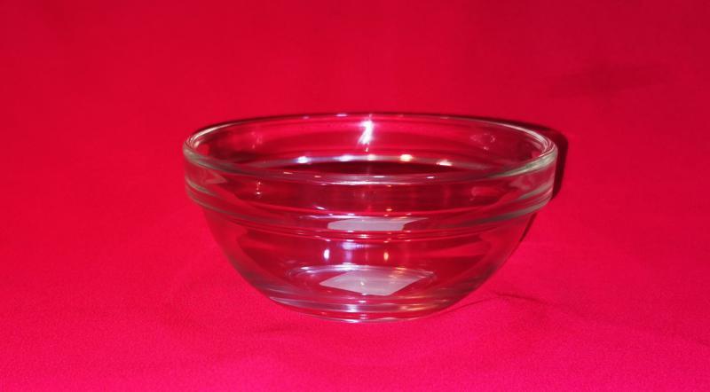 Arcoroc Empilable salátás tálka, 10 cm, 24 cl, 1 db, 500452