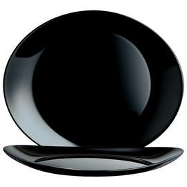 Arcoroc Evolutions Black steak tányér, 30 cm, P1140