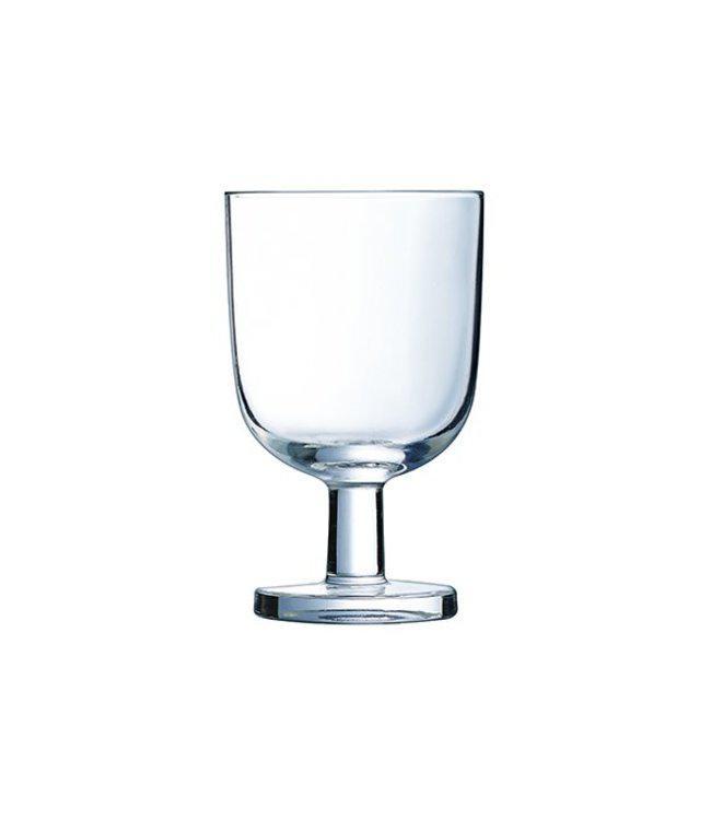 Arcoroc Resto talpas pohár, 25 cl, 6 db, 500058