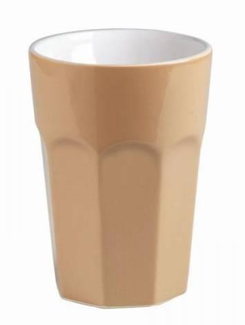 ASA Collection, Tia Amo cappuccino pohár, karamell, 25 cl, 415029