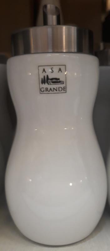 ASA porcelán cukoradagoló, 15 cm, 415066