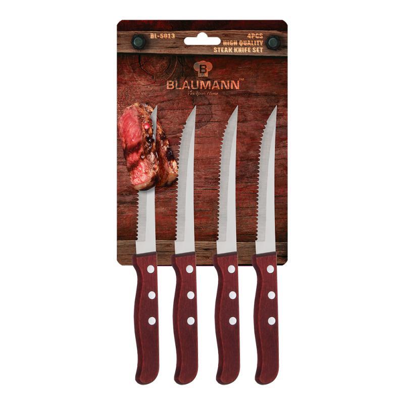 Blaumann 4 darabos steak kés készlet, BL-5013, 345279