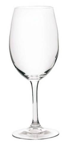 BOHEMIA MARTINA boros kristálypohár, 35 cl, fehér és vörös borhoz, 6 db, 416031