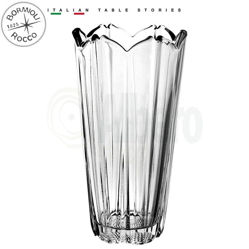 Bormioli Rocco Corolla váza, 23 cm, 119003