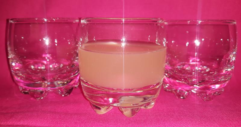 BORMIOLI ROCCO GALASSIA likőrös pohár, 3 db, 5,5 cl, 119417