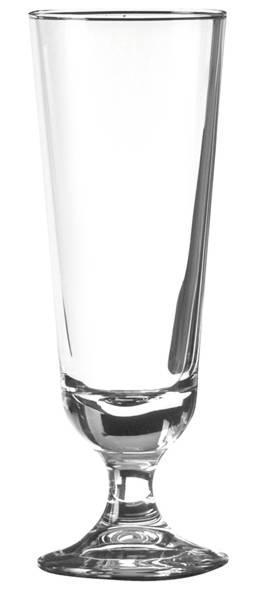Bormioli Rocco JAZZ talpas koktélos pohár, 33 cl, 3 db, 119501