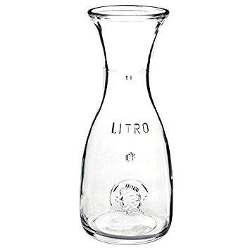 Bormioli Rocco MISURA boros caraffa, 1 liter, 119222