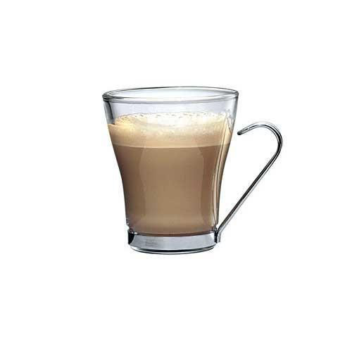 Bormioli Rocco Oslo cappucciner csésze, 22 cl, 6 db, 119092