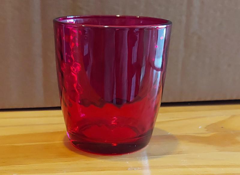 Bormioli Rocco Palatina Multicolor Fuchsia (ciklámen-rózsaszín) üdítős pohár, 32 cl