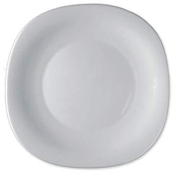 Bormioli Rocco Parma fehér tál, 31X31 cm, 202030
